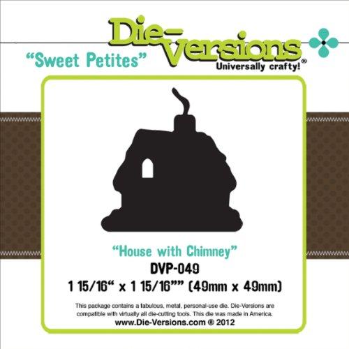 Sweet Petites Die-Versions Haus, Die mit Schornstein