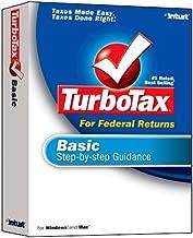 2006 TurboTax Basic Federal Win/Mac [OLDER VERSION]