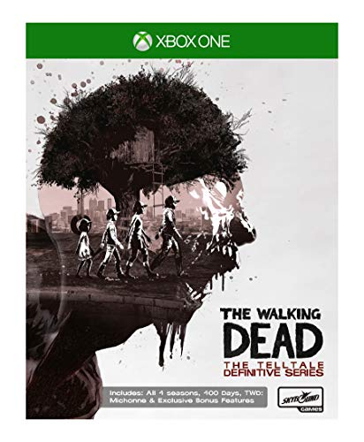 The Walking Dead: The Telltale Definitive Series - Xbox One [Edizione: Regno Unito]