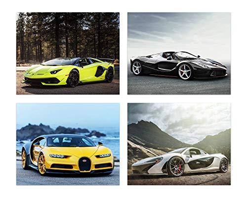 Insire Sports Car Posters Of Sports Cars Buy Online In Kenya At Desertcart