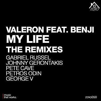 My Life (Remixes)