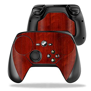 MightySkins Skin Compatible with Valve Steam Controller case wrap Cover Sticker Skins Cherry Wood
