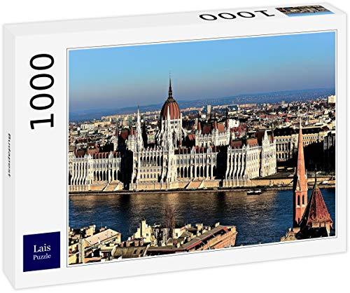 Puzzle Budapest 1000 Piezas