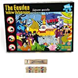 Price Toys The Beatles 1000 Jigsaw Pezzo Collection - Yellow Submarine o Sgt Pepper (Yellow Submarine)