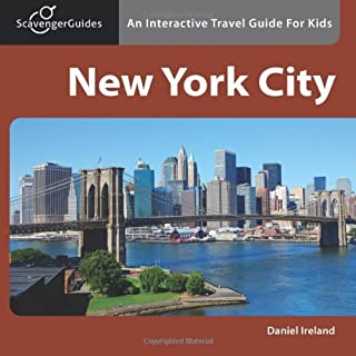Scavenger Guides New York City: An Interactive Travel Guide For Kids