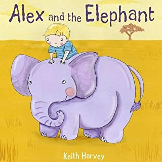 Orchard Toys Alex and the Elephant Paperback Book
