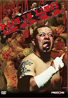 葛西純プロデュース・デスマッチトーナメント~PAIN IN LIMIT 2011~ [DVD]...