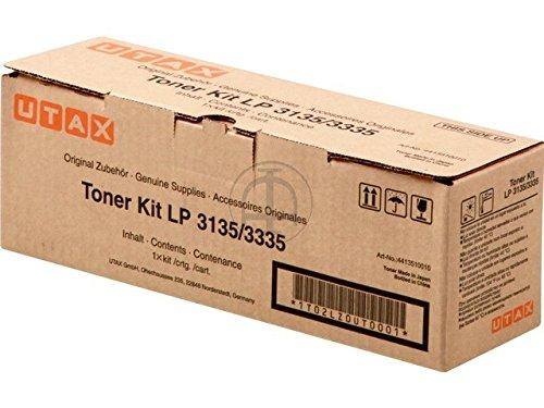 Utax LP3135 Toner, 7200 Seiten, schwarz