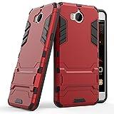 LXHGrowH Cover Huawei Nova Young, Custodia 2in1 Dual Layer Ibrida Morbido TPU 360° Full Body...