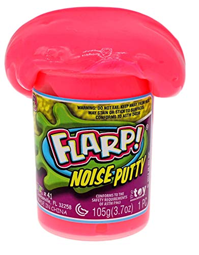 Flarp Noise Putty for Kids Cloud & Scented (1 Unit in Assorted Color) by JA-RU | Farrt Noise Maker...