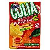 Golia Frutta C Caramelle Ripiene Gusto Agrumi senza Zucchero e senza Glutine, con Vitamina...