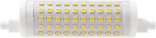 Mechok R7S LED Bulbs, Non-Dimmable 110-130V 15W Warm White 3000K, 120 X 2835 SMD Energy Saving Light Bulbs (130W Halogen R7S Led Bulb Equivalent) for Light Fitting (1 Pack)