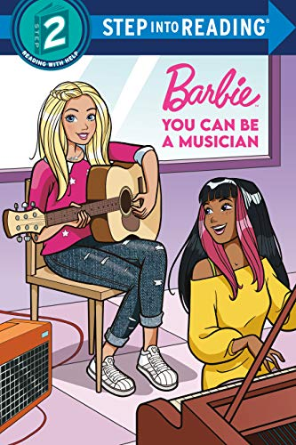 You Can Be a Musician (Barbie)
