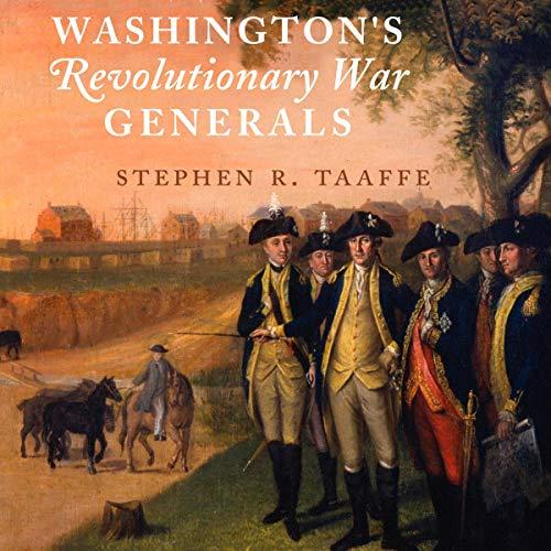 『Washington's Revolutionary War Generals』のカバーアート