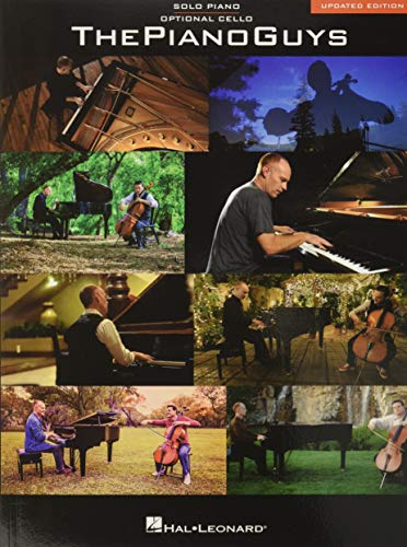 The Piano Guys (Spielbuch für Klavier und Cello (Partitur und Stimme): Noten, Partitur, Stimme(n) für Klavier, Cello: Solo Piano with Optional Cello