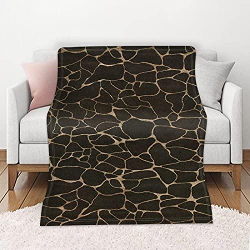 KLily Hogar Dormitorio Sofá Manta Cálida Patrón De Mármol Toalla De Playa Niños Siesta Manta Franela Material Lavable