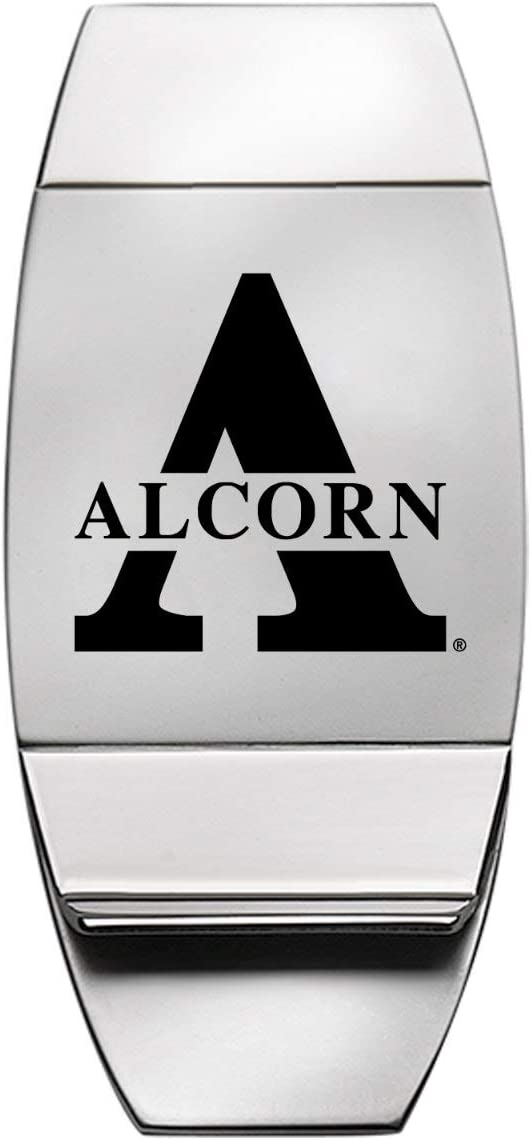 LXG Alcorn State University - Two-Toned Money Clip