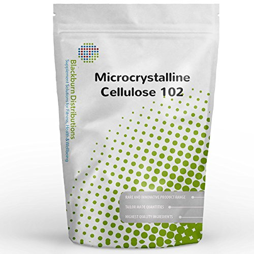 Celulosa microcristalina 1 kg - Agente de encuadernación y relleno