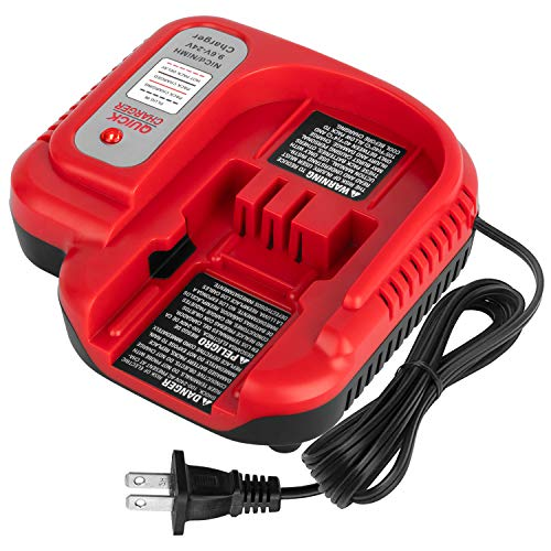 FLAGPOWER BDCCN24 BDFC240 Battery Charger for Black and Decker 7.2V-24V NiCD NiMH Battery HPB18 HPB18-OPE HPB14 HPB12 HPB96 HPB24, Replacement for Black and Decker 18V Charger
