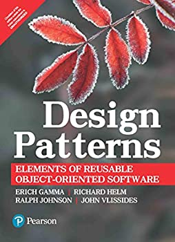 """Paperback """"Design Patterns: Elements of Reusable Object-Oriented Software"""" Book"""
