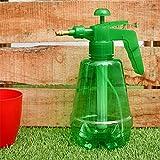 CARROVIL 1. 5 Litre Handheld Garden Spray Bottle Chemicals, Pesticides, Neem Oil and Weeds Lightweight Pump Pressure Water Sprayer (Multi Color)