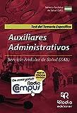 Auxiliares Administrativos Servicio Andaluz de Salud (SAS). Test del Temario Específico
