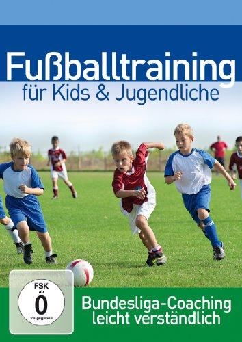 Fußballtraining für Kids & Jugendliche