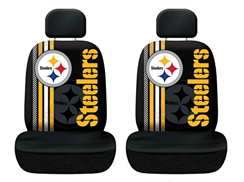 Fremont Die NFL Pittsburgh Steelers Rally Seat Cover, One Size, Gold