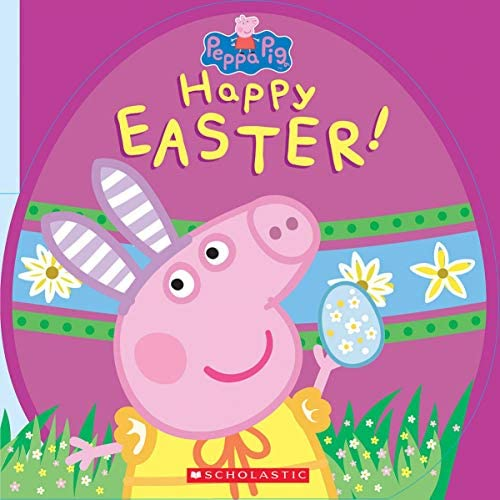 Happy Easter Peppa Pig product image
