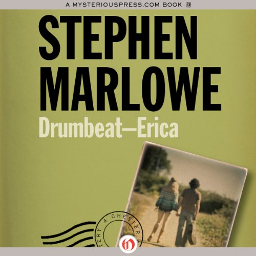 Couverture de Drumbeat - Erica