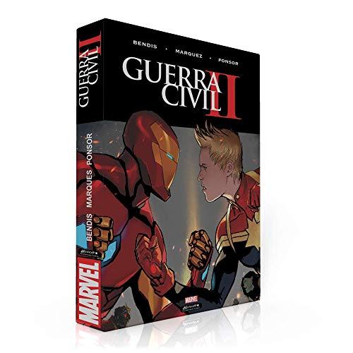 BOX PARA COLEÇÃO: GUERRA CIVIL 2 (SOMENTE A CAIXA)