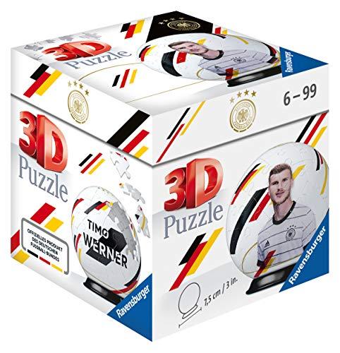 Ravensburger 3D Puzzle 11198 - DFB-Nationalspieler Timo Werner - 54 Teile