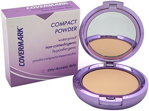 Covermark Oily 3 Compact Powder