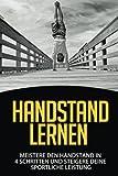 Handstand Lernen: Meistere den Handstand in 4...