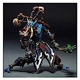 lkw-love World of Warcraft Serie: Figur Troll Action PVC Modell Spielzeug Spielzeug