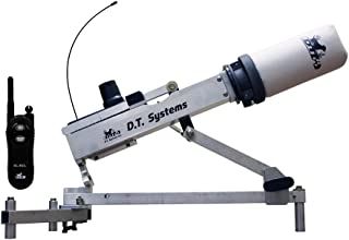 DT Systems Remote Dummy Launcher Full Set, White