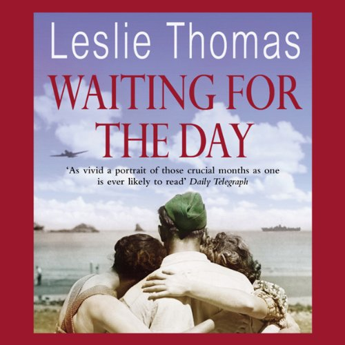 Waiting for the Day audiobook cover art