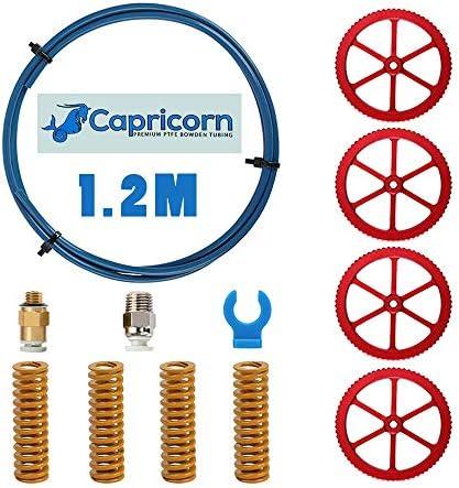 Creality Upgrade 3D Printer Kit with Capricorn Premium XS Bowden Tubing 4PCS Aluminum Hand Twist product image