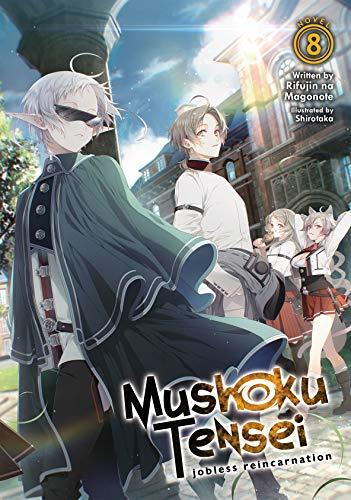 Mushoku Tensei: Jobless Reincarnation (Light Novel) Vol. 8 (English Ed