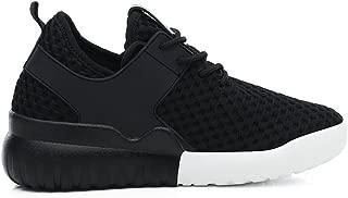 LaBiTi Women Sneakers Comfort Slip On Wedges Shoes Breathable Mesh Walking Shoes for Women