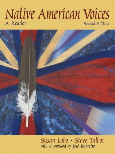 Native American Voices: A Reader