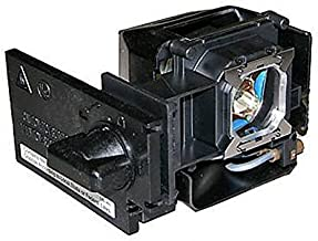 Panasonic PT-52LCX16 TV Lamp Replacement with Bulb Inside