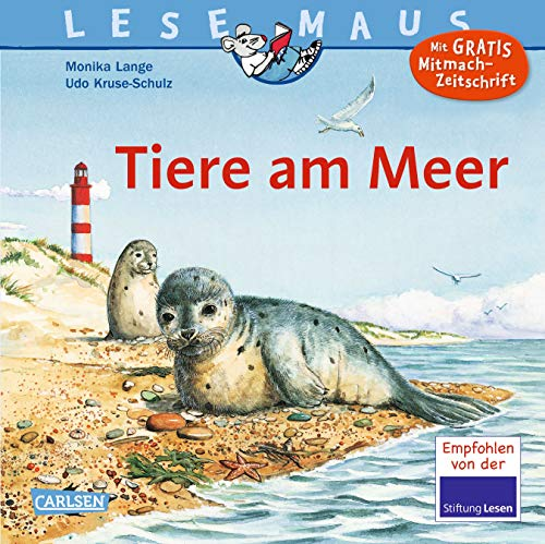 LESEMAUS 149: Tiere am Meer (149)