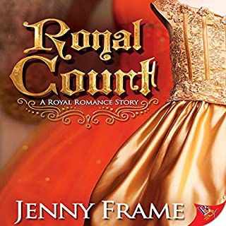 Royal Court audiobook cover art