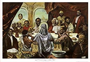 Last Supper - Poster by Cornell Barnes (38 x 26 1/2)