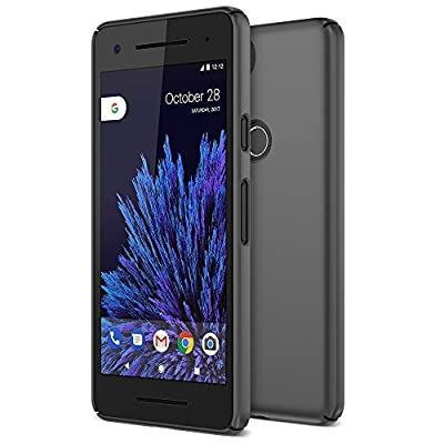 Maxboost Google Pixel 2 Case, mSnap Series for Google Pixel 2 (2017) [Perfect Fit] EXTREME Smooth Surface [Scratch Resistant] Matte Coating for Excellent Grip Thin Hard Protective PC Cover