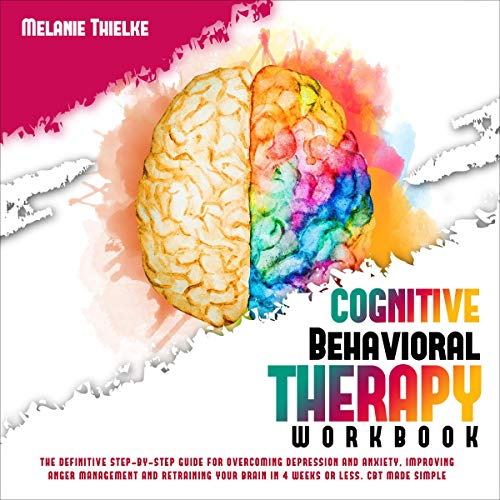 Cognitive Behavioral Therapy Workbook cover art