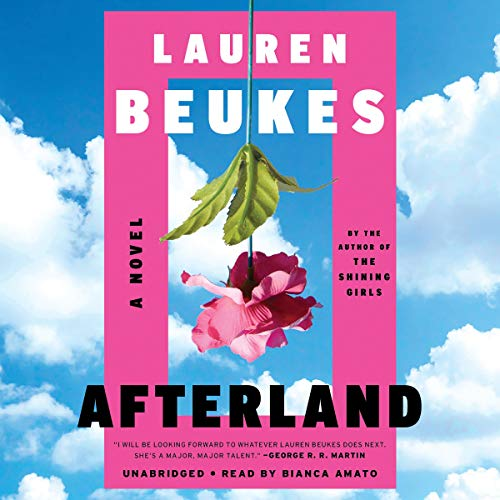 Afterland audiobook cover art