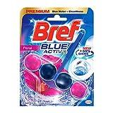 Bref Blue Active Floral Colgador WC - 50 ml