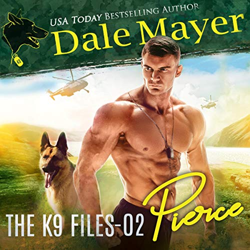 Pierce: The K9 Files, Book 2